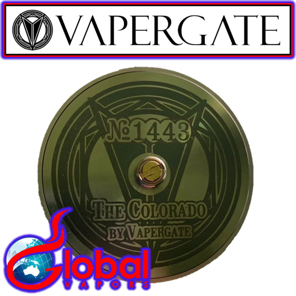 The Colorado 52.8mm RDA by Vapergate