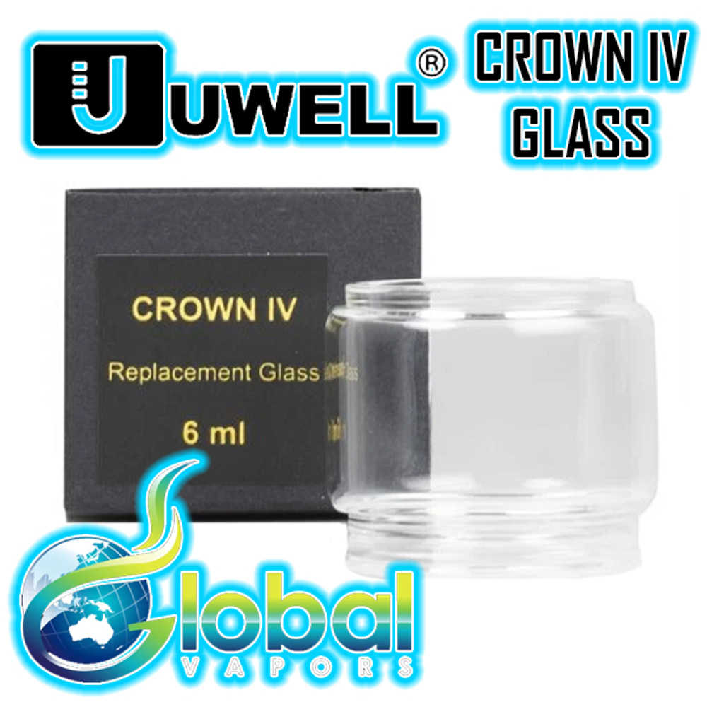 (6ml) Replacement Glass for Crown IV Tank by Uwell