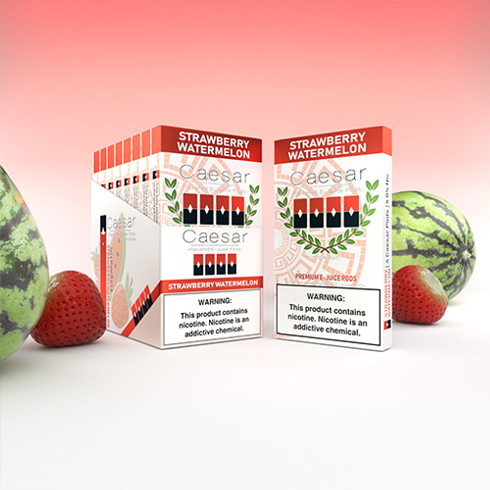 Caesar Pods - 4 Pack (JUUL Compatible)