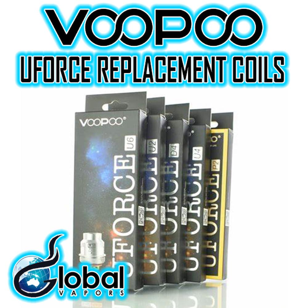 VooPoo UFORCE Coils - 5pk