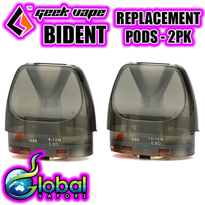 Geek Vape Bident Replacement Pods