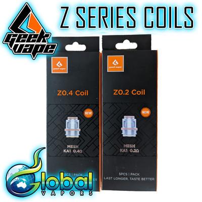 GeekVape Z Series Coils - 5pk