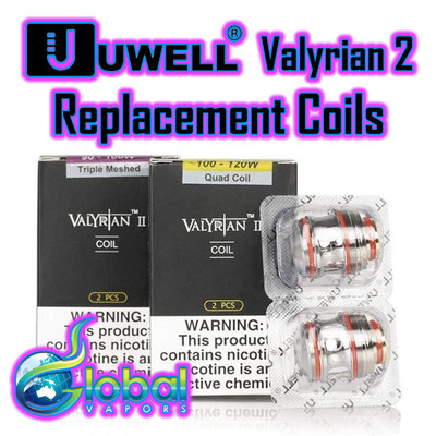 Valyrian 2 Replacement Coils