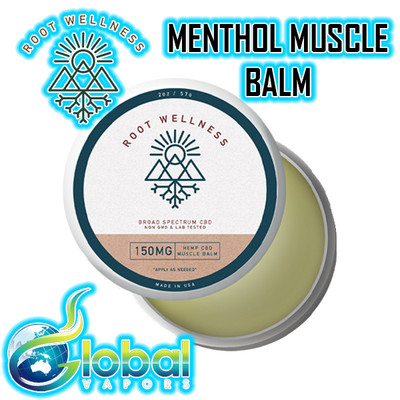 Root Wellness - Muscle Balm 150mg
