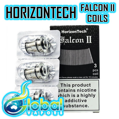 Horizontech Falcon 2 Replacement Coils - 3pk