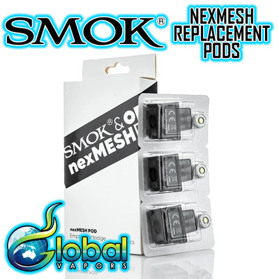 Smok Nexmesh Replacement Pod 3-Pack