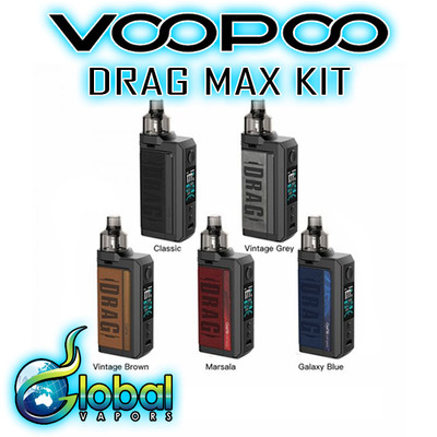 VooPoo Drag Max Kit