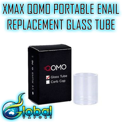 XMAX QOMO Replacement Glass Tube