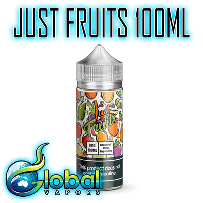 Just Fruits 100ml E-Liquid