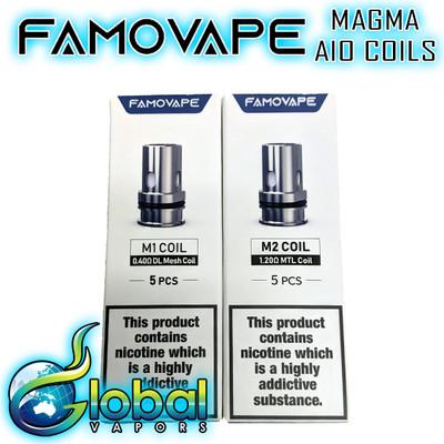 Famovape Magma AIO Coils