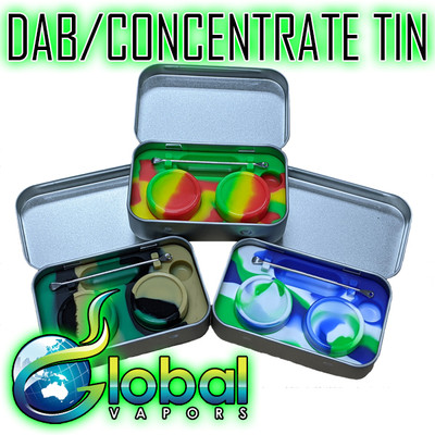 Dab Stash Tin