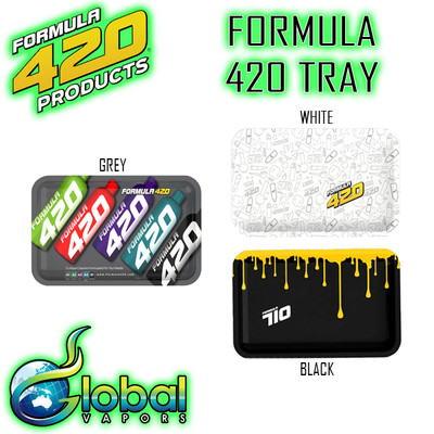 Formula 420 Limited Edition Trays