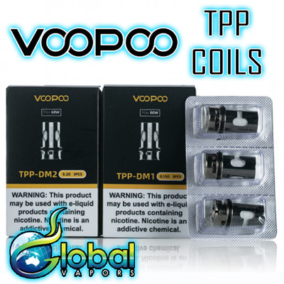 VooPoo TPP Replacement Coils