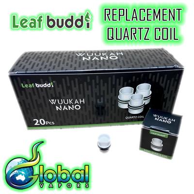 Leaf Buddi Wuukah Nano Replacement Coil