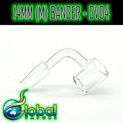 14mm Male 90° Banger - GV04