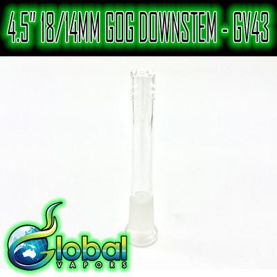 """4.5"""" 18/14mm GOG Downstem - GV43"""