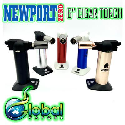 "Newport Zero 6"" Cigar Torch"