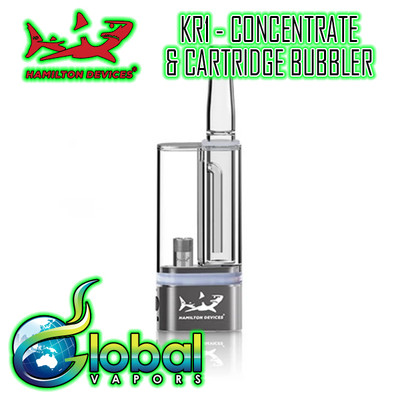Hamilton Devices KR1 2-in-1  Cart & Concentrate Bubbler