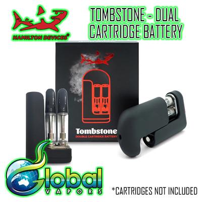 Hamilton Devices Tombstone Dual Cartridge Battery