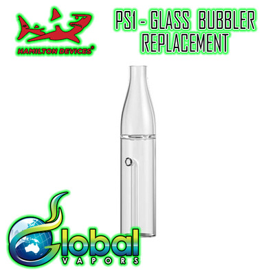 Hamilton Devices PS1 Glass Bubbler Replacement
