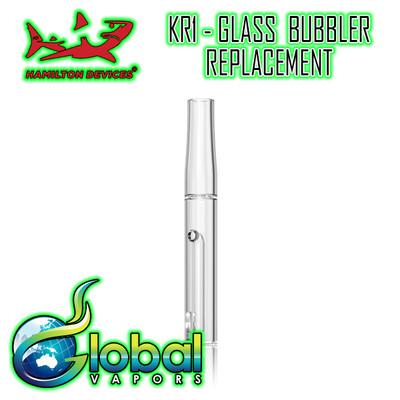 Hamilton Devices KR1 Glass Bubbler Replacement