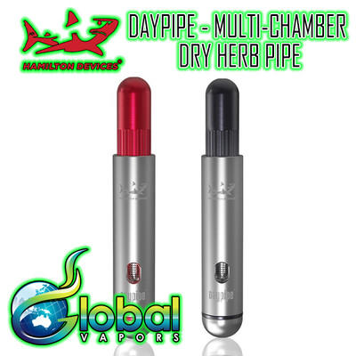 Hamilton Devices Daypipe Multi-Chamber Dry Herb Pipe