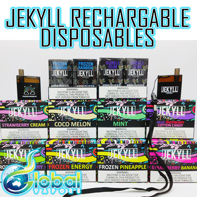 Jekyll Rechargeable Disposables