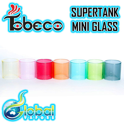 Tobeco Supertank Mini Replacement Colored Glass