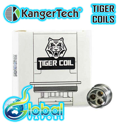 Kanger Tiger Replacement Coil - 2pk