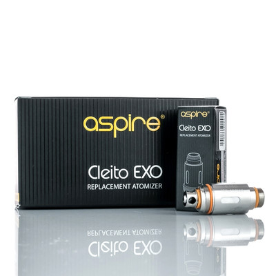Aspire Cleito EXO Replacement Coil (5-Pk)