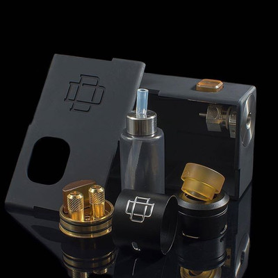 Druga 22mm Squonker (With RDA) by Augvape