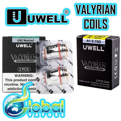 Valyrian Replacement Coils by Uwell (2 Pack)