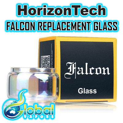 Horizontech Falcon Replacement Bubble Glass