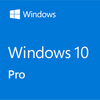 Windows 10 Professional, 32/64 Bit, Full Retail Version