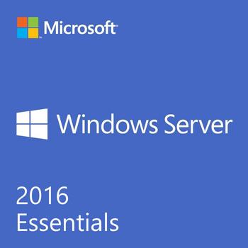 Microsoft Windows Server 2016 Essentials, Download License