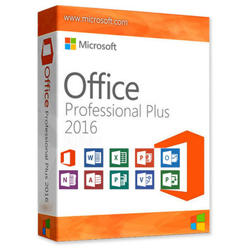 Microsoft Office 2016 Professional Plus, Multiple PCs/ Devices