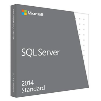 Microsoft SQL Server 2014 Standard - 2 Core License - 1 Server