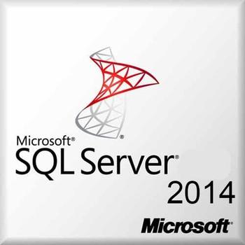 Microsoft SQL Server 2014 Standard - 2 Core License - 1 Server