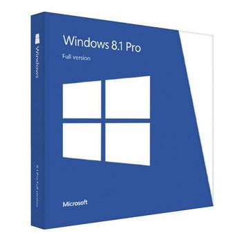 Microsoft Windows 8.1 Pro, 32/64 Bit