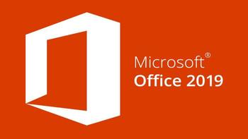 Microsoft Office 2019 Professional Plus, Full Version for 2 PC, Windows 10