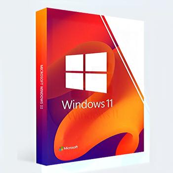 Windows 11 Pro, 32/64 Bit, Full Retail Version