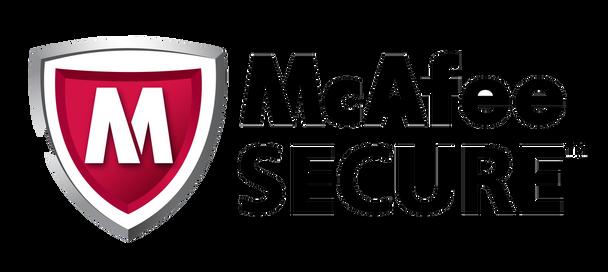 McAfee Secure Passed