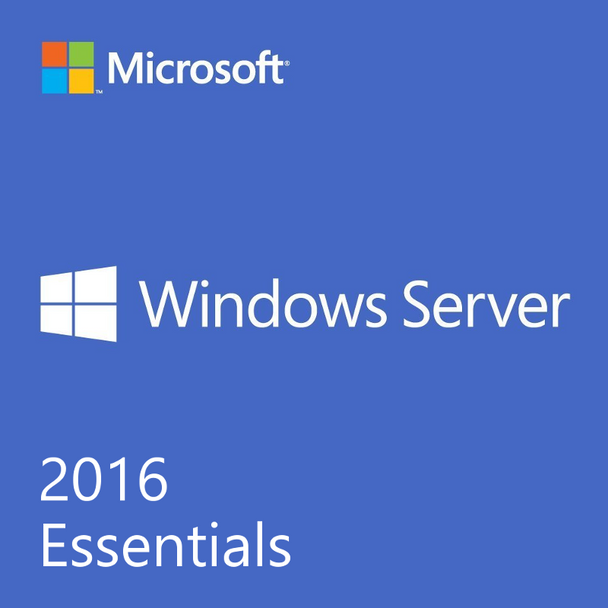 Win Svr Essentials 2016 (English)