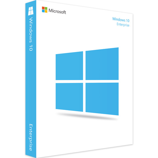 Windows 10 Enterprise for 20 PCs/ Devices 32 bit/ 64 bit