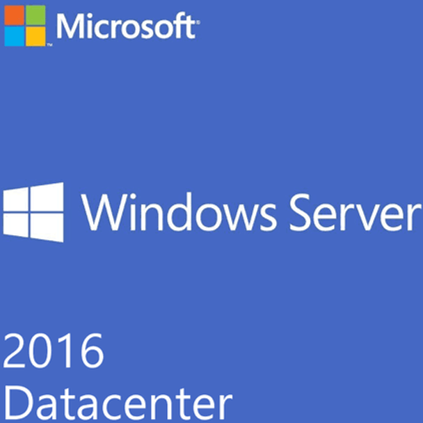 Windows Server 2016 Datacenter, 16 Core