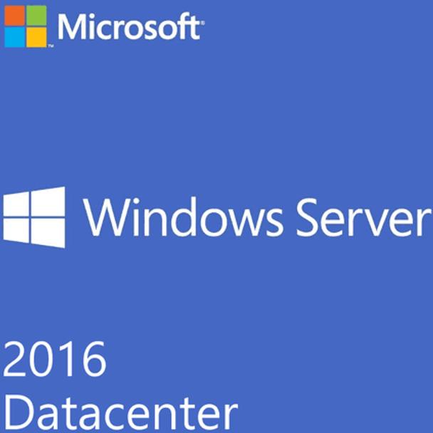 Windows Server 2016 Datacenter, 16 Core