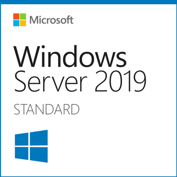 Microsoft Windows Server 2019 Standard 16 Core - Instant License