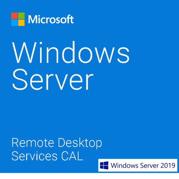 Client Access License (RDS CAL) for Windows Server 2019 Remote Desktop Services Licensing, User & Device/ formerly known as Terminal Server Licensing (RDS-2019)