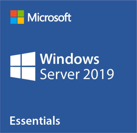Windows Server 2019 Essentials, 1-2 CPU Download License