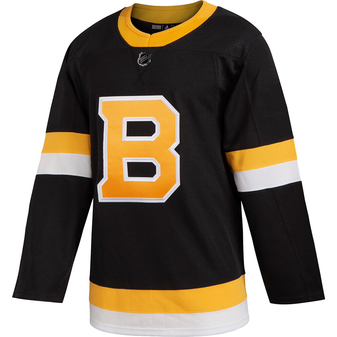 Bruins adidas Authentic Pro Third Jersey